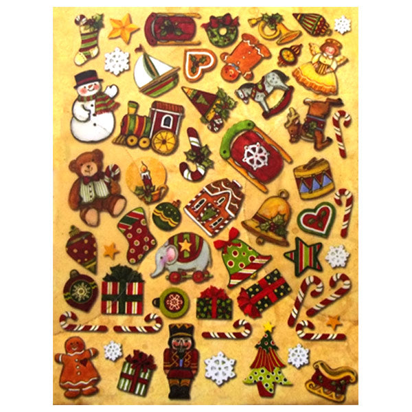 Glad Tidings Toys Chipboard Pieces KCO-30-595484