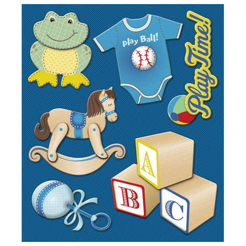 Baby Boy Toys Sticker Medley KCO-30-628526