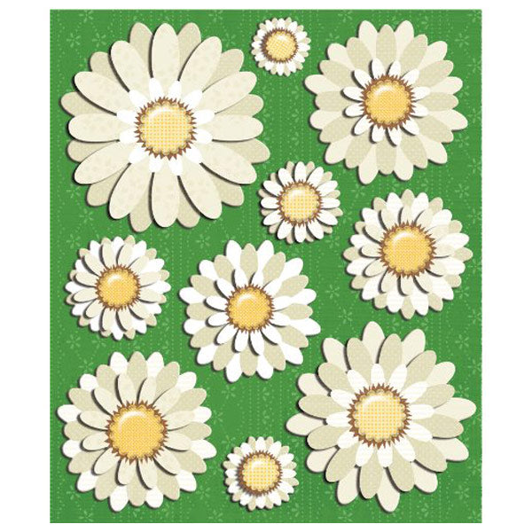 Daisies Sticker Medley KCO-30-586598