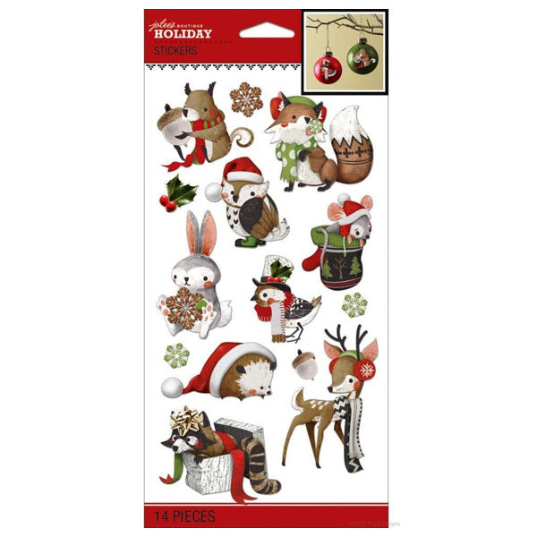 Holiday Animals 50-30094