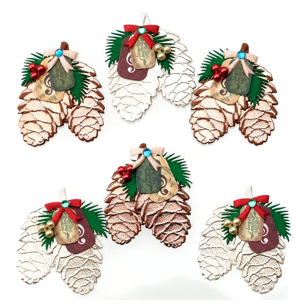 Mini Pinecone Bunches 50-21568