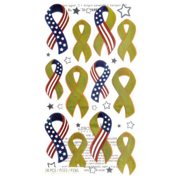 Yellow Ribbon Repeats S-52-00584