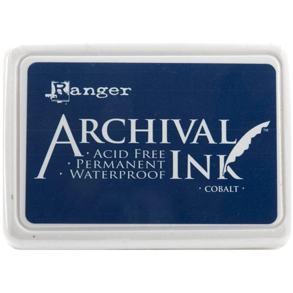 Archival Ink Cobalt AIP31444