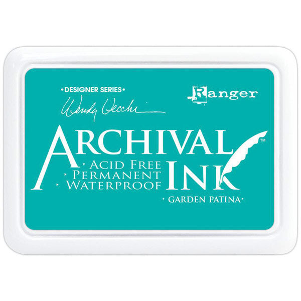 Archival Ink Garden Patina AIP48992