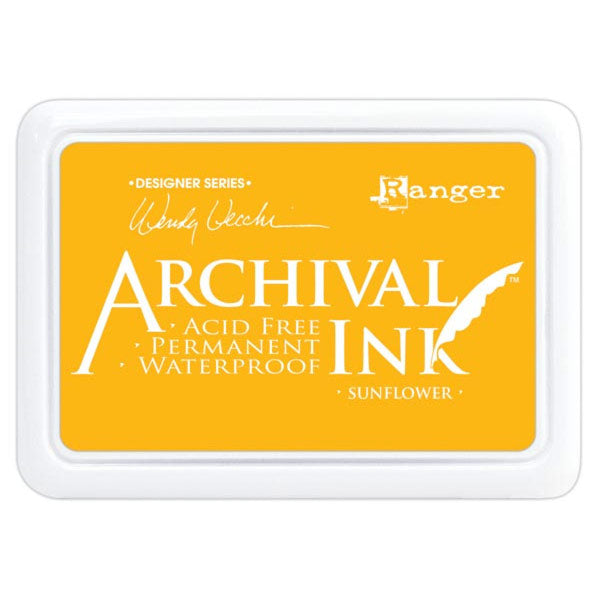 Archival Ink Sunflower AIP49005