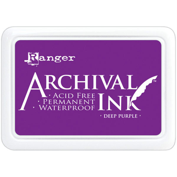 Archival Ink Deep Purple AIP30430