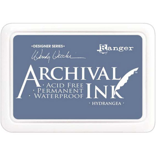 Archival Ink Hydrangea AID41429