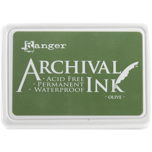 Archival Ink Olive AIP31482