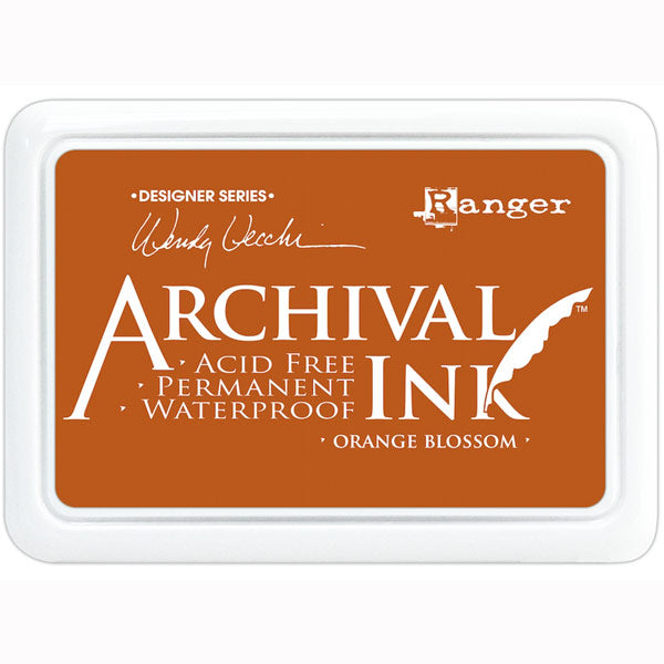 Archival Ink Orange Blossom AID38986