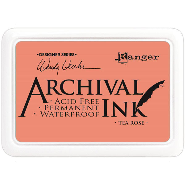 Archival Ink Tea Rose AID45663