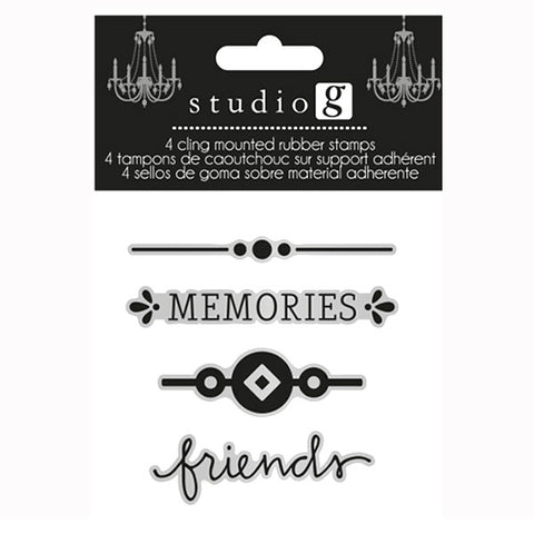 Memories Friends SG-VS4911-14