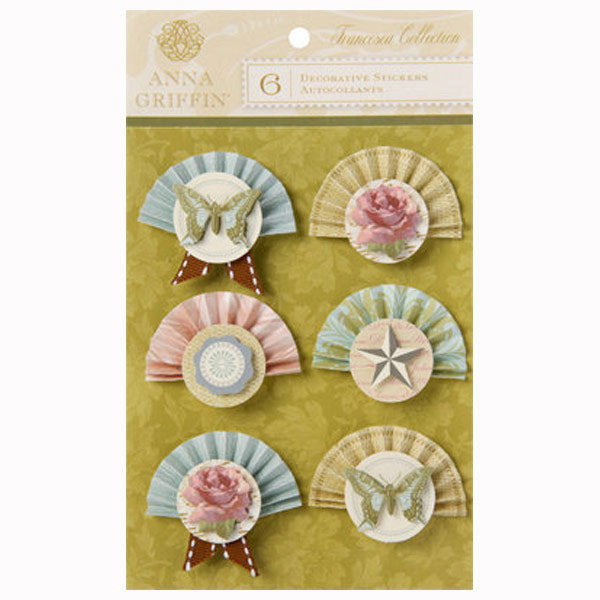 Francesca Collection Paper Fans AG-DE1255