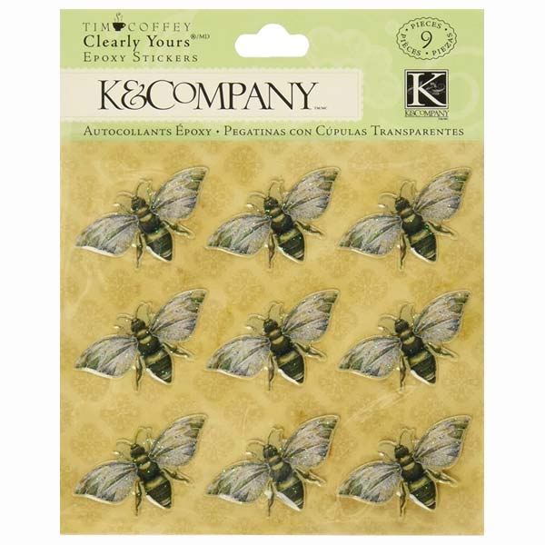 Tim Coffey Foliage Bees Clearly Yours KCO-30-673540