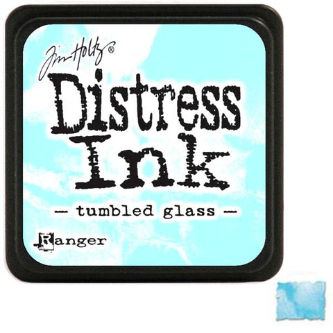 Tumbled Glass Distress Ink TH-TIM27188
