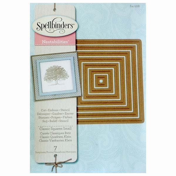 Classic Squares Small SB-S4-128