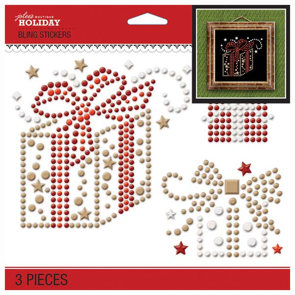 Holiday Gifts Bling 50-51093
