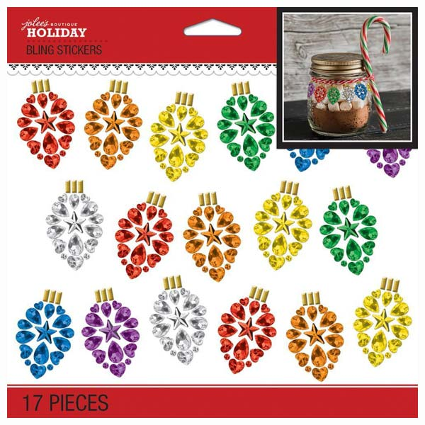 Holiday Lights Bling 50-51102