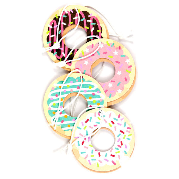 Donut Tags 50-30372