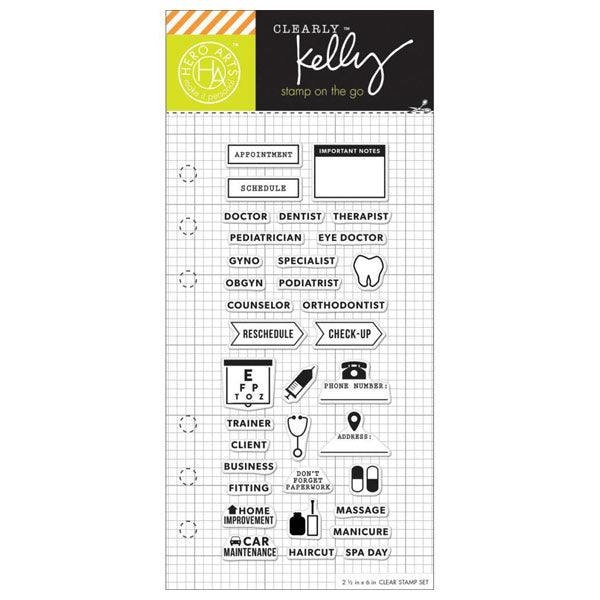 Kelly's Appointment Planner HA-CL933