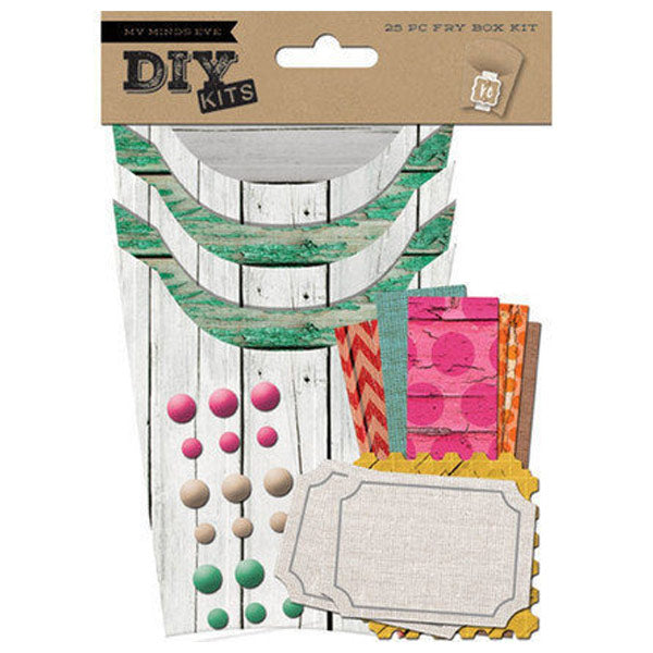Picket Fences Fry Box Kit MME-JASDIY17