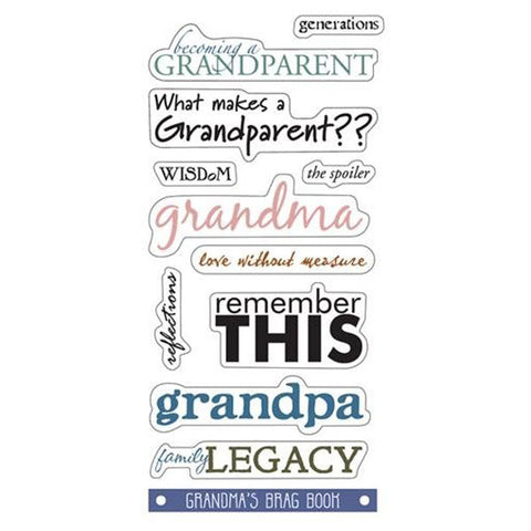 Becoming a Grandparent S-SPPCC54