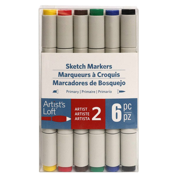Primary Sketch Markers AL-516315