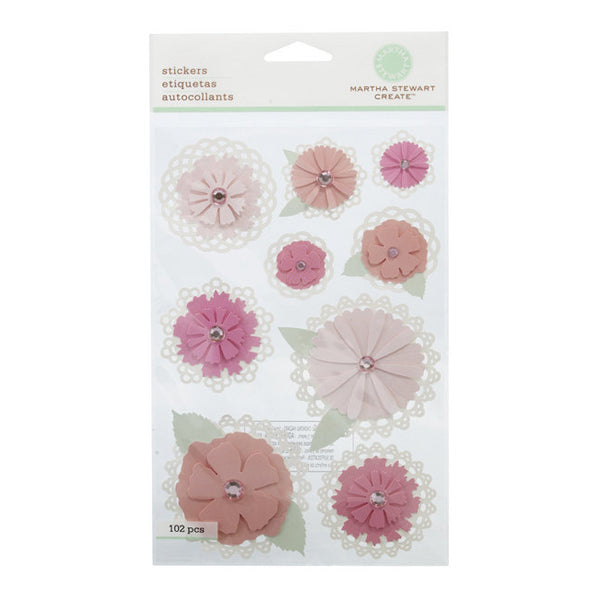 Doily Tag Flower MS-41-00158