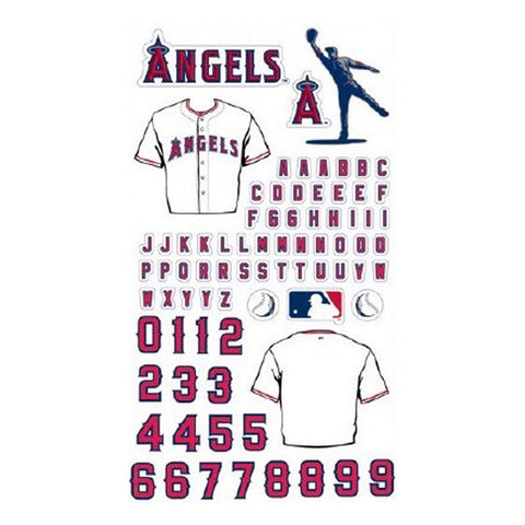 Angels MLB Team Jersey SPMLB10
