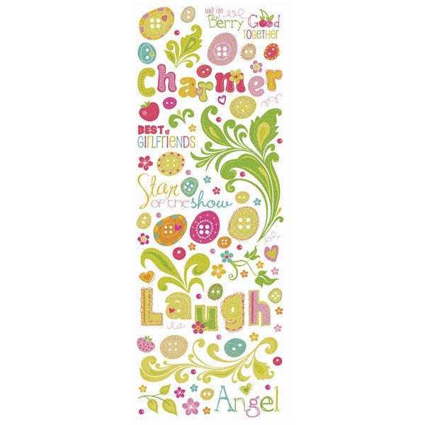 Berry Sweet Words and Icons KCO-592384