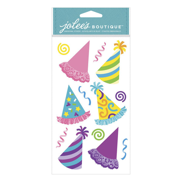 Bright Party Hats 50-50565