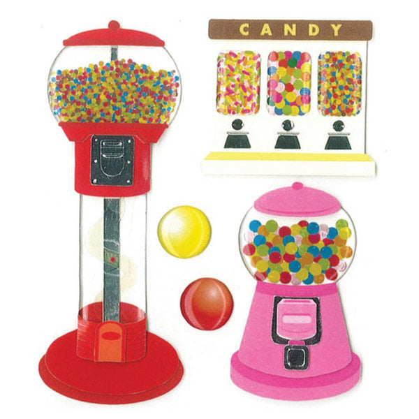 Bubblegum Machines SPJB741