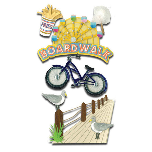 Boardwalk SPJBLG358
