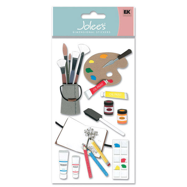 Art Supplies EVAJLG004