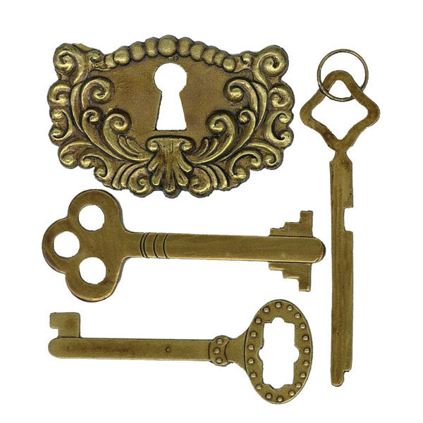 Antique Keys 50-50366