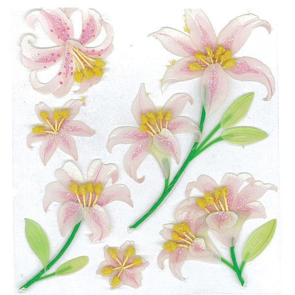 Beautiful Lillies 50-20258