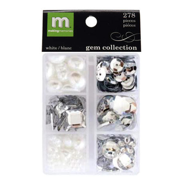 Gem Collection White MM-33113