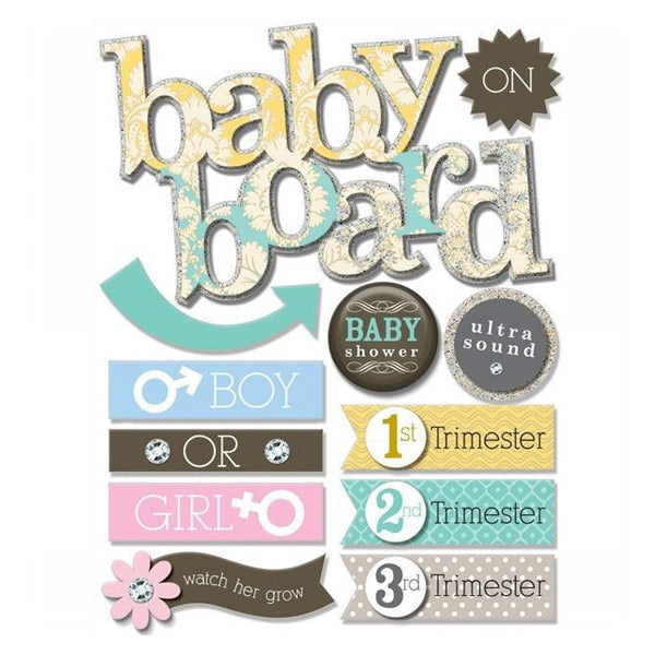 Baby On Board SS-1238