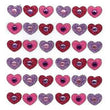 Tween Gem Hearts 50-20188