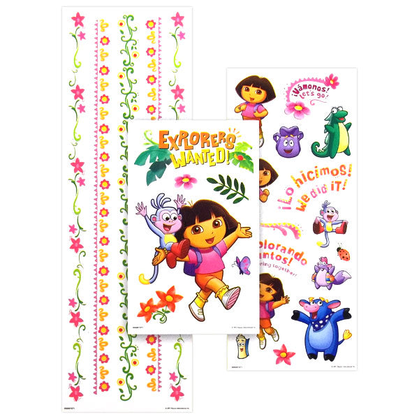 Dora the Explorer Sticker Multipack SC5210