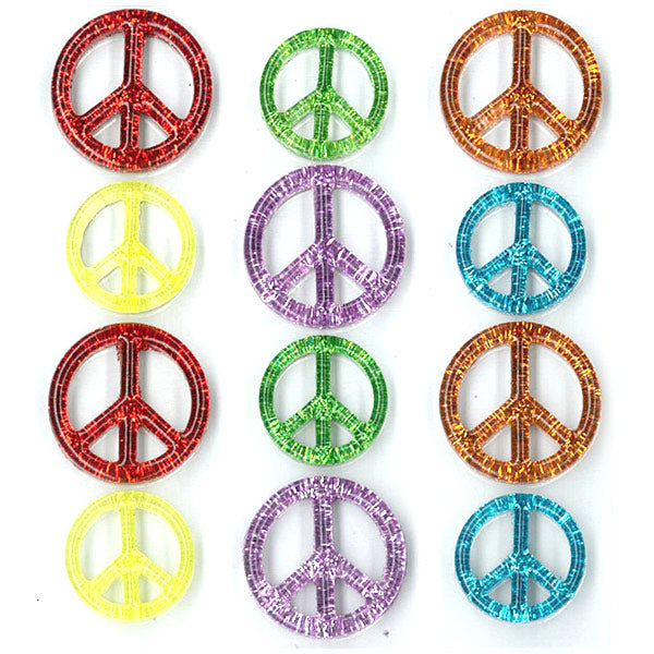 Peace Signs Cabochons 50-20844