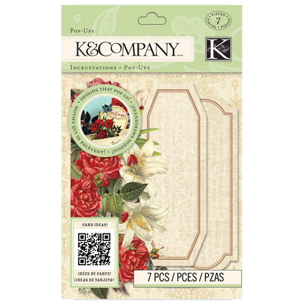 Beyond Postmarks Botanical Pop Ups KCO-30-657847