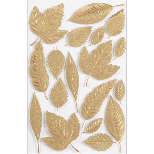 Elegant Nature Leaf Embellishments MS-41-00408