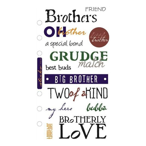 Brotherly Love S-SPPCC38