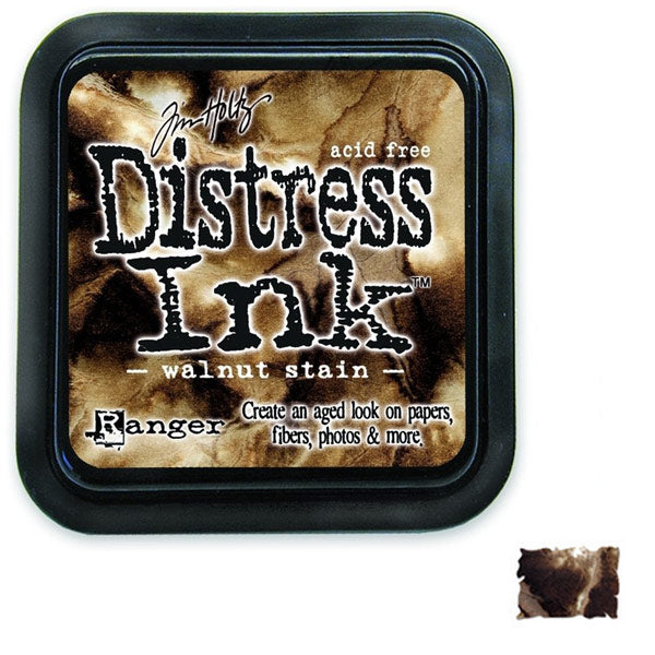 Walnut Stain Distress Ink TH-TIM19534