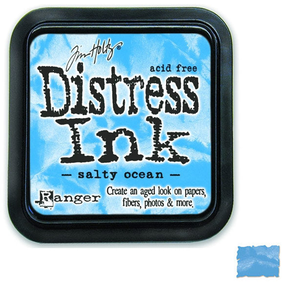 Salty Ocean Distress Ink TH-TIM35015