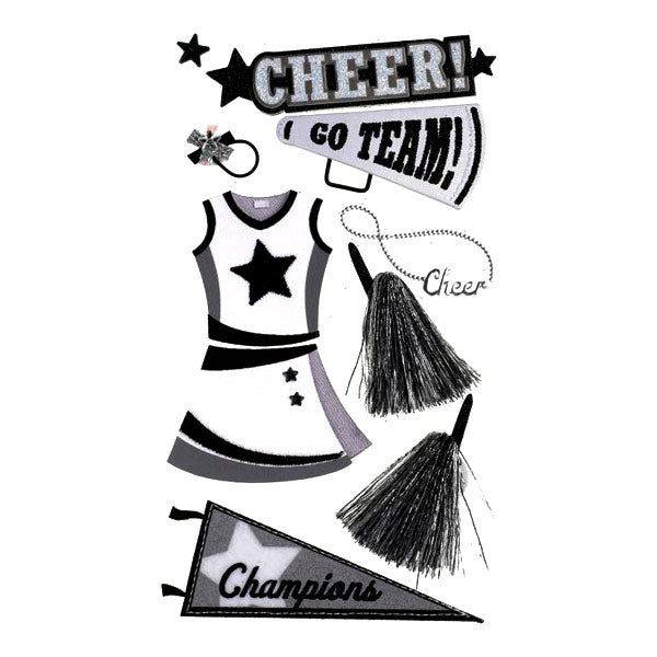Cheerleading 50-50644