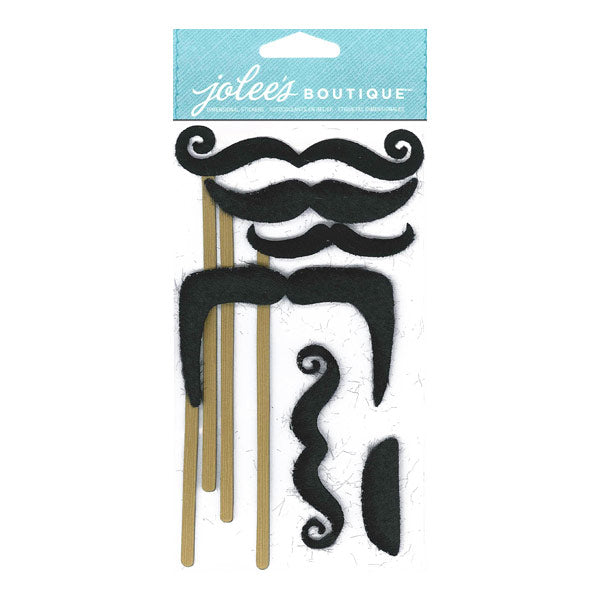 Moustaches on Sticks 50-50556