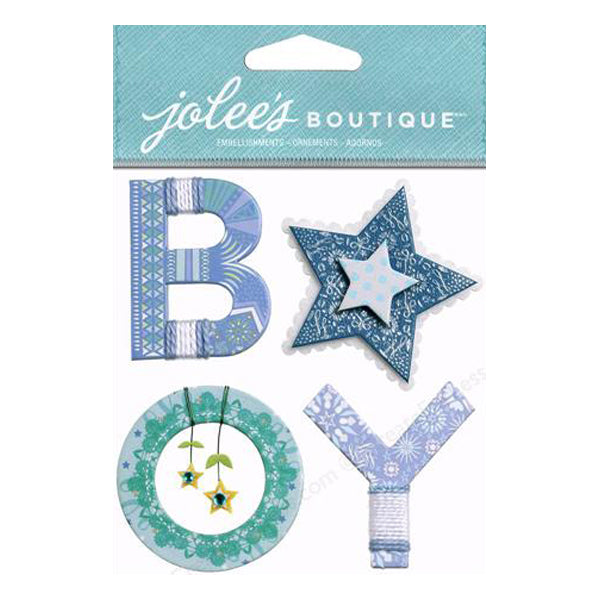 Baby Boy Yarn Word 50-21609