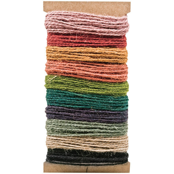 Jute String Solid TH-93139