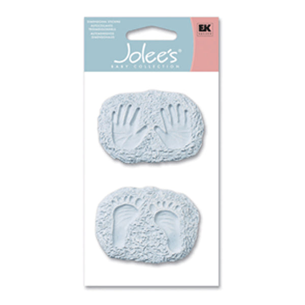Baby Boy Hand and Foot Print SPJBB14